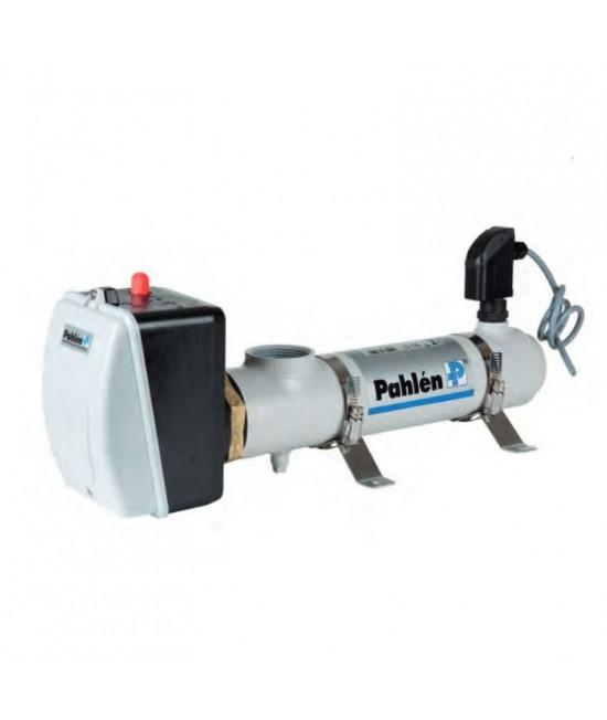 Электронагреватель Pahlen из нерж. стали с датчиком потока 6 кВт