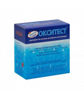 ОКСИТЕСТ, 1,5КГ коробка, безхлорное средство дезинфекции и борьбы с водорослями