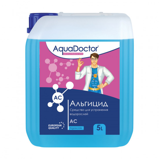 Средство против водорослей AquaDoctor AC 5л