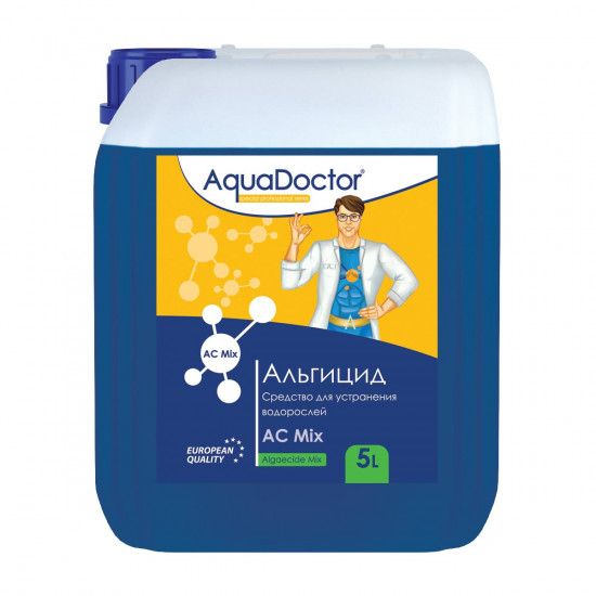 Альгицид AquaDoctor AC Mix 5л