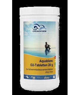 Аквабланк О2 в таблетках (20г), 1 кг
