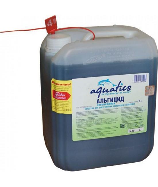 Средство против водорослей Альгицид непенящийся для бассейнов, 30 кг (30 л)