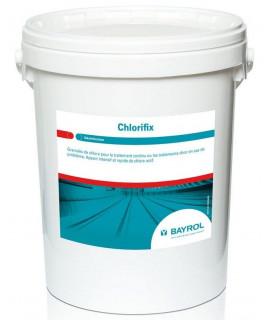 Хлор гранулы Bayrol Хлорификс (Chlorifix) 25кг