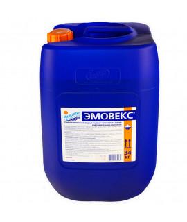 Эмовекс жидкий хлор 34 кг