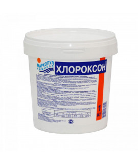 Хлороксон гранулы комплексное средство 1 кг