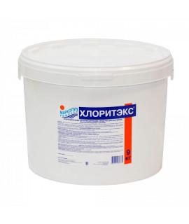 Хлор гранулы Маркопул Кемиклс Хлоритэкс 9кг