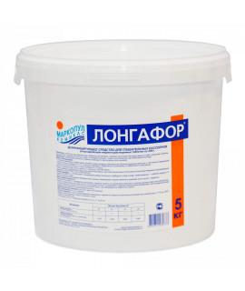 Хлор таблетки 200г Маркопул Кемиклс Лонгафор 5кг