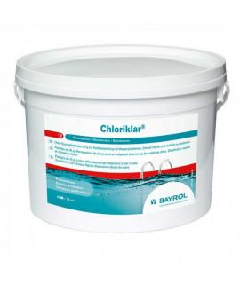 Хлор таблетки 20г Bayrol Хлориклар (Chloriklar) 25кг