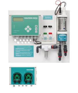 Автоматическая станция Дарин Кристалл П Redox, рН c перистальтическими насосами