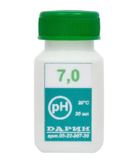 Калибровочный раствор рН 7.0 (30мл) Дарин