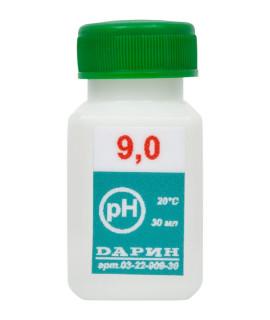 Калибровочный раствор рН 9.0 (30мл) Дарин