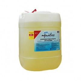 "ТМ ""Акватикс"" хлор для бассейна 33 кг (30л)"