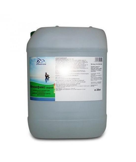 Флокфикс жидкий, 20 кг (флокулянт)