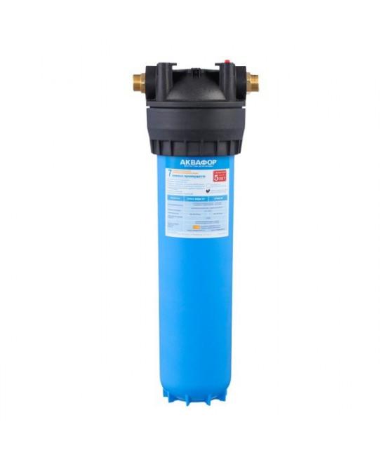 Фильтр для воды Аквафор Гросс 20 с полипропиленовым модулем