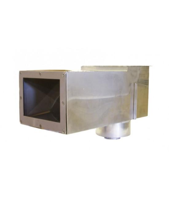 Скиммер A.S-2D (универсальный) с удлиненной горловиной и переливом