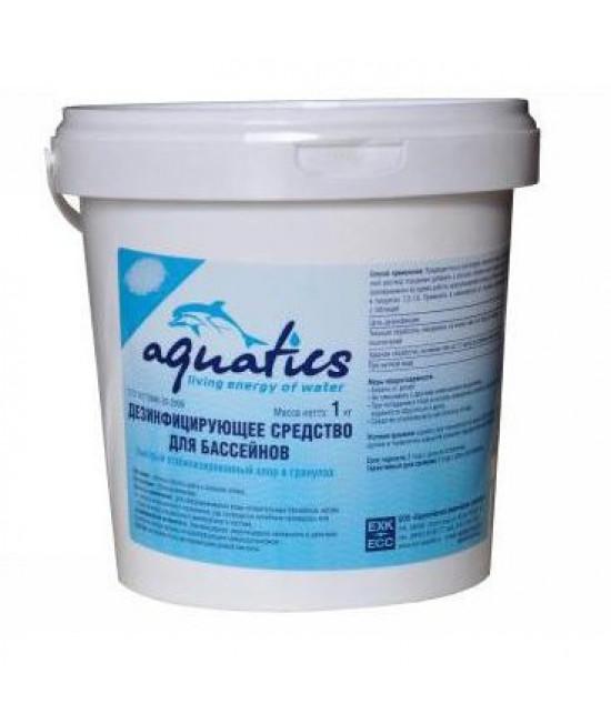"""ТМ """"Акватикс"""" хлор гранулы 5 кг"""