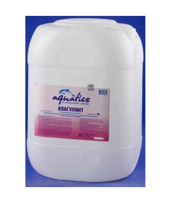 Коагулянт (водный раствор ПОХА) 23 кг