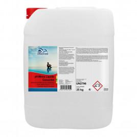 Кемохлор жидкий, 24 кг (содержит гипохлорит натрия, 15% активного хлора)