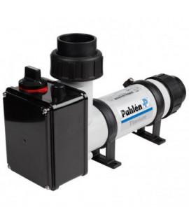 Электронагреватель Pahlen пласт. корпус с датчиком потока 15 кВт