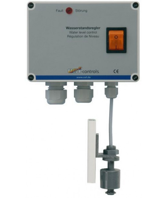 Блок управления уровнем воды SNR-1609, с магнитным клапаном, 5 м, 230 В