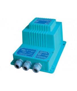Трансформатор Gemas 2х300 Вт, 230 - 12 B, IP65 c изолятором из полиуретана