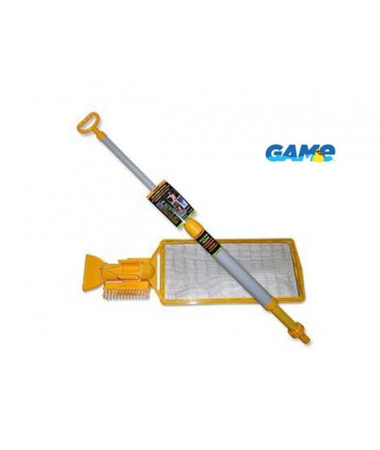 Пылесос поршневого типа Game 4800-6PDQ