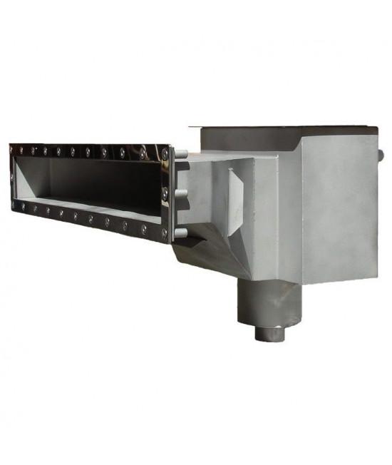 Скиммер с камерой долива, расширенная горловина, пленка, внутр. резьба G2