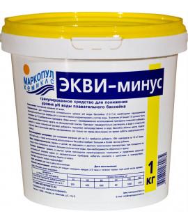 Маркопул Кемиклс регулирование pH Экви-минус порошок, ведро 1 кг