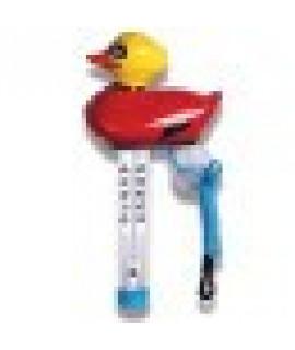 """Термометр-игрушка Kokido TM08CB/18 """"Супер утка"""""""