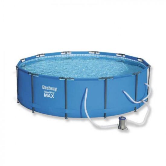 Каркасный бассейн Bestway 14415 (305х100) с картриджным фильтром