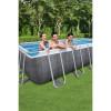 Каркасный бассейн Bestway 56996 (488х244х122) с картриджным фильтром