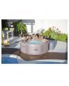 Гидромассажный бассейн Bestway Lay-Z-SPA Cancun AirJet (180х66)