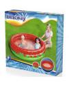 Детский надувной бассейн Bestway 51145 Сладкая клубника (160x38 см)