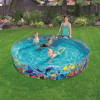 Детский каркасный бассейн Bestway 55031 Fill 'N Fun Odyssey (244х46 см)
