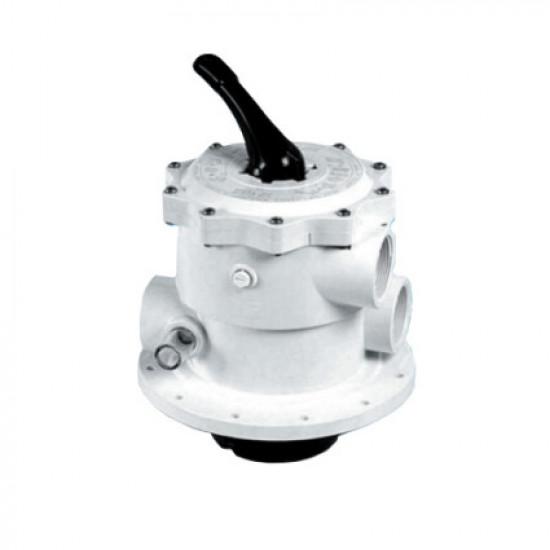 Клапан 6-ти позиционный Fiberpool ZVMT1 1 1/2 верхний (запасной)