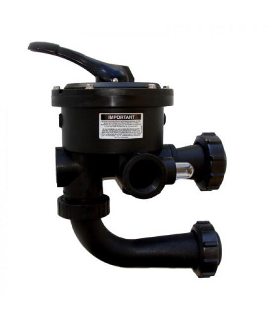 Клапан Hayward SIDE 6-ти поз. 1,5 (SP0719SE)
