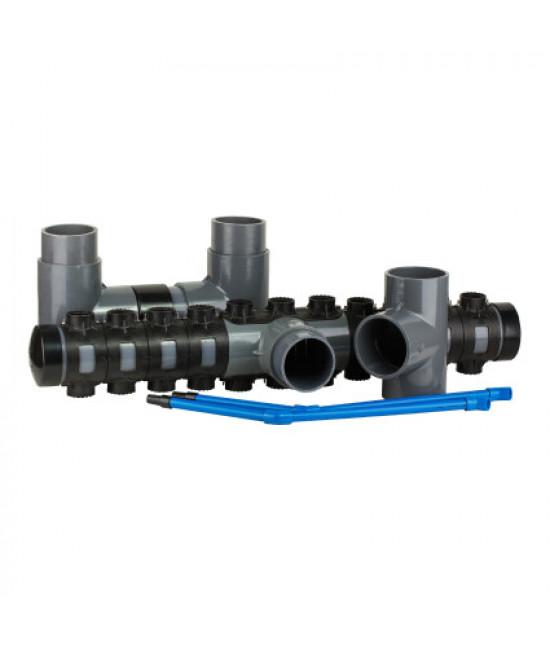 Внутренняя часть системы фильтрации Aquaviva NL1400 89012810