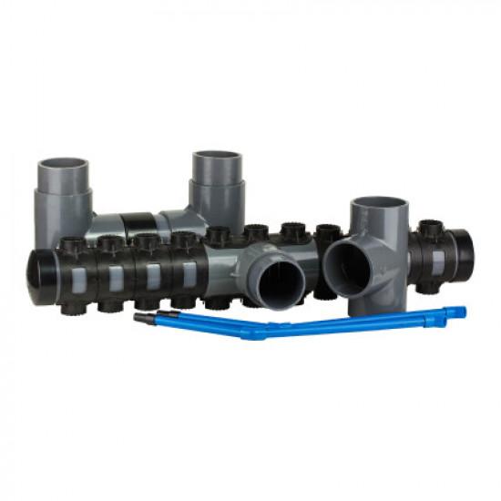 Внутренняя часть системы фильтрации Aquaviva NL1600 89012815