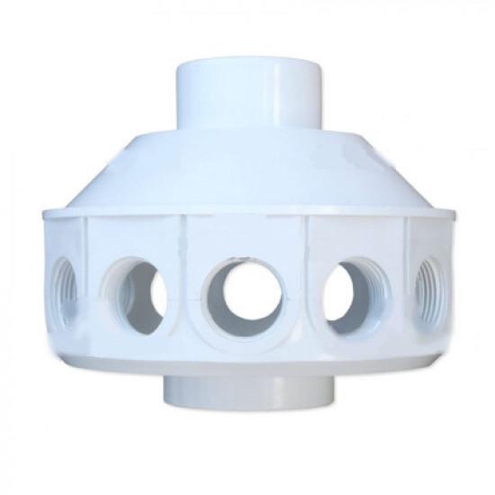 Коллектор фильтра Kripsol SSB 640-900, RCFI0009.00R/RBS 091.A/RFD 0301.00R