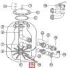 Кольцо дренажного клапана Hayward NCX12013