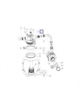 Втулка для шланга Aquaviva FSP (2011026)