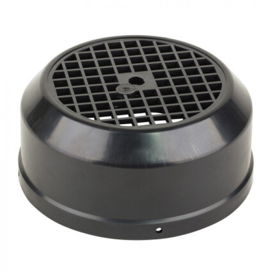 Кожух (крышка) вентилятора насоса OK/CK/EP/KNG (МЕС -71) 7502.A/ RBM1040.22R/RMOT0004.02R (140мм)