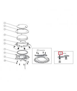 Крепление для прожекторов Aquaviva LED/UL-P100 под лайнер