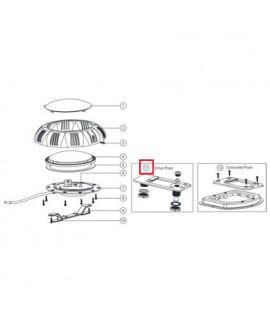 Крепление для прожекторов Aquaviva LED/UL-TP100 под лайнер