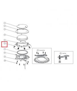 Лицевая накладка для прожекторов Aquaviva LED/UL-P100