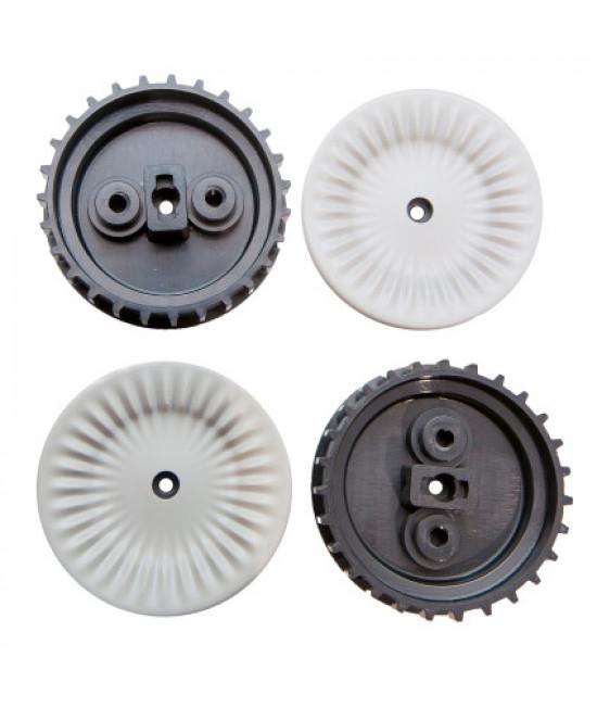 Зубчатое колесо для пылесоса AquaViva Black Pearl 7310 (71140), 4 шт