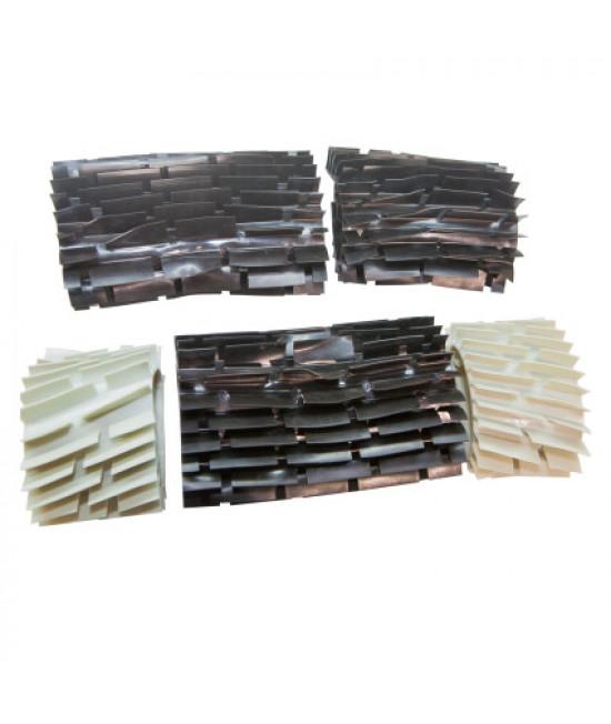 Комплект щеток для пылесоса AquaViva Black Pearl 7310 (71180), 5 шт