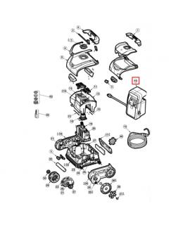 Блок питания AquaVac 500 (RCX341162)