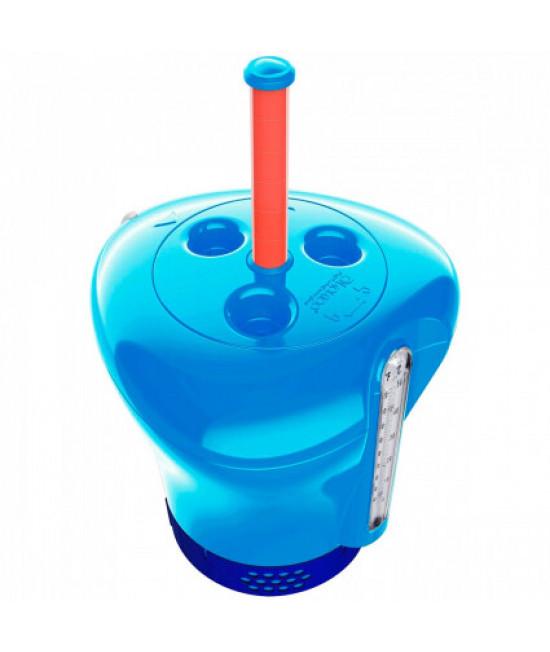 Термодозатор Kokido CD16BU/blue 3 в 1 с индикатором