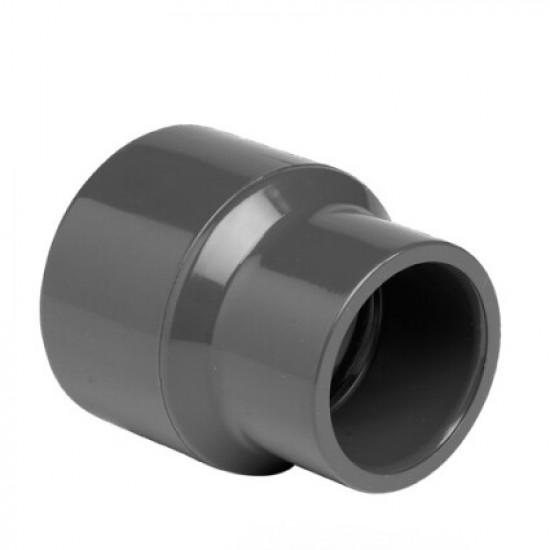 Втулка переходная ПВХ EFFAST d63x75x50 мм (RDRRLD063F)
